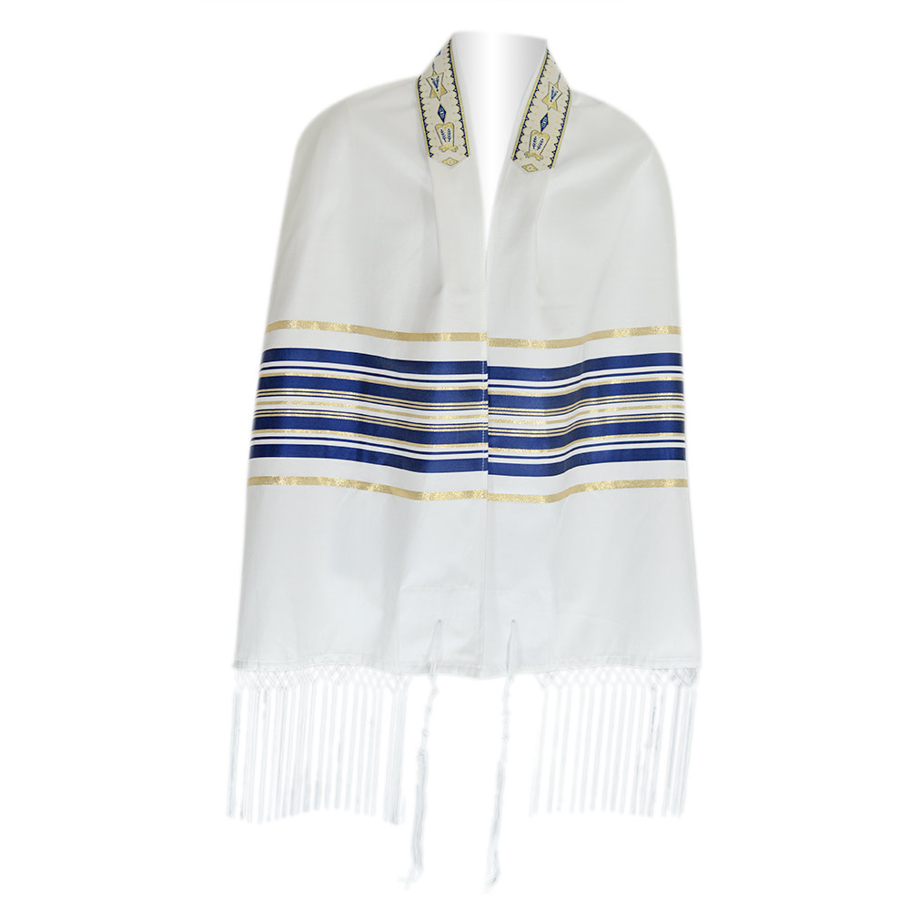 Wholesale ZionTalis, Tallit, Prayer Shawls For Temple Gift Shops