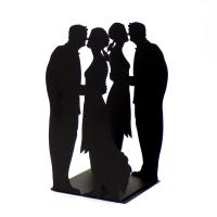 Bookends For Your Favorite Romance Books - Made In Israel
